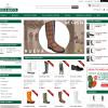 Imagen de página web Foca Boots